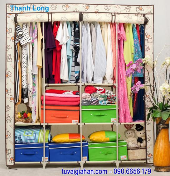 3 điều cần biết khi mua và sử dụng tủ vải