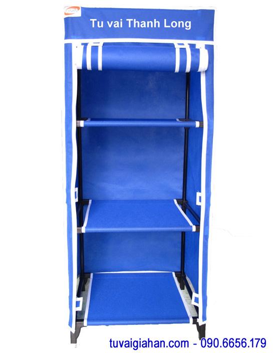 Hướng dẫn lắp ráp tủ vải Thanh Long TVAI04