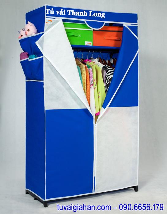 Hướng dẫn lắp ráp tủ vải Thanh Long TVAI02