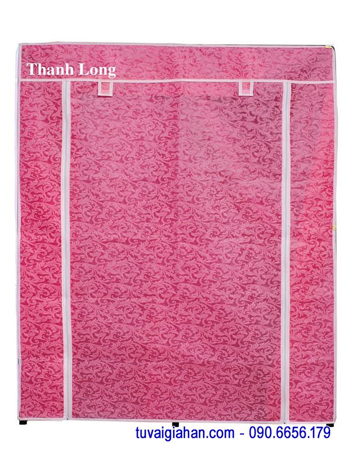 Hướng dẫn lắp ráp tủ vải Thanh Long TVAI13